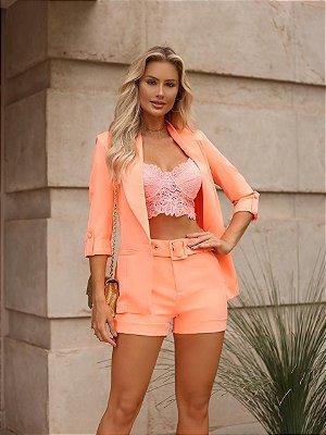 Short Comotini Orange