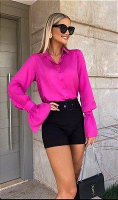 Camisa Blitz Pink