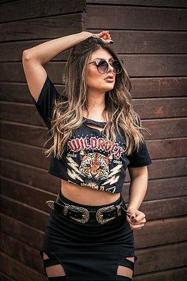 T-shirt Wild Rock