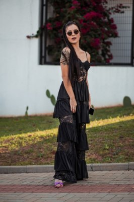 Vestido Darlin Black