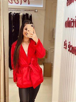 Jaqueta Peluciada Red