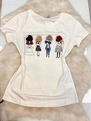 T-shirt Meninas