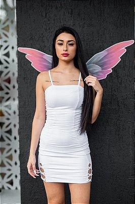 Vestido Branco Ind. Vitória