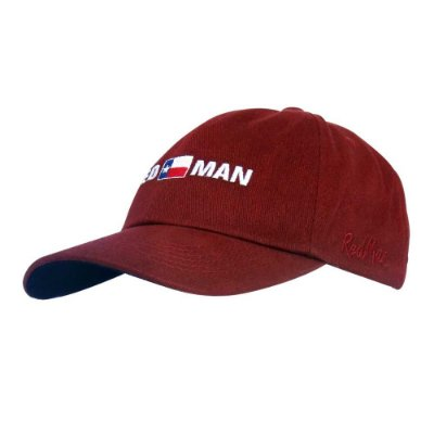 Boné Red Man DAD HAT TX - RED 442