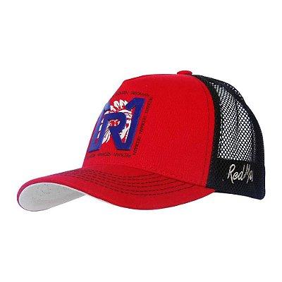 Boné Red Man RM - RED 461