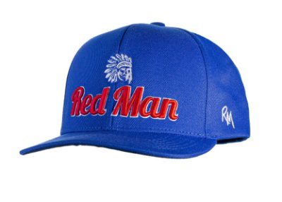 Boné Red Man SNAPBACK BEAUMONT- RED 573
