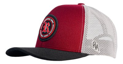 Boné Red Man SNAPBACK BLOCKED - RED 576
