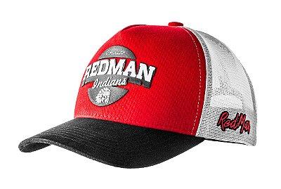 Boné Red Man Pensilvânia - RED 554