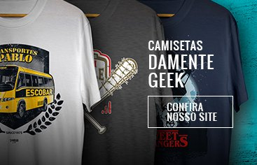 CAMISETAS DAMENTE GEEK