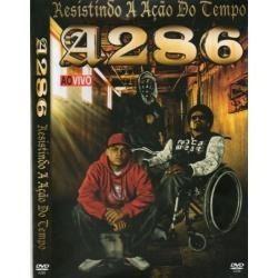 DVD A286 - Resistindo a ação do tempo