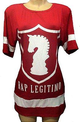 Vestido Rap Legítimo, vermelho