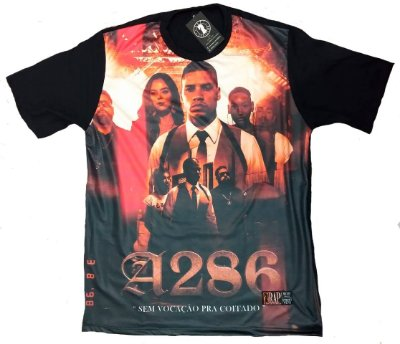 Camiseta A286 - Me Ame ou Odeie 1 (clipe)