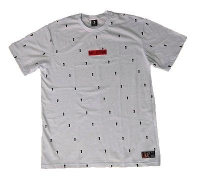 Camiseta Rap Legítimo branca - Col 2020