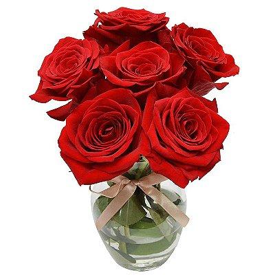 Rosas Vermelhas Colombianas - Love Red