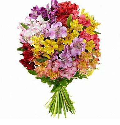 Arranjo de Flores Linda Manhã - Dia das Mães