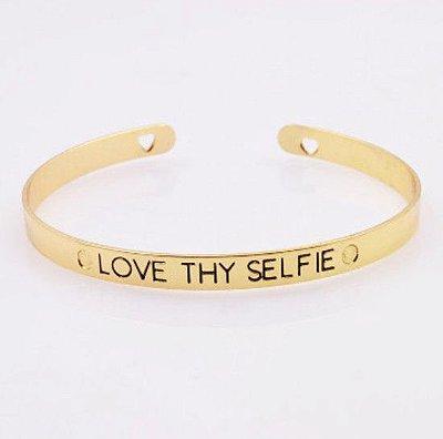 Bracelete LOVE THY SELFIE