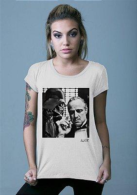 Blusa Darth Vader x Don Corleone