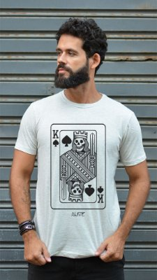 Camiseta Skull of Spades