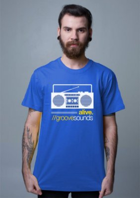 Camiseta  Radio Recorder