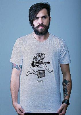 Camiseta Astronauta Rocker