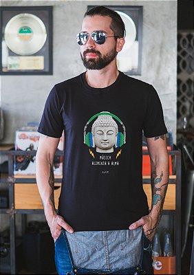 Camiseta Buda Music