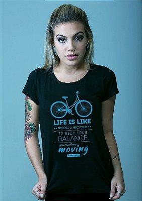 Blusa Bike Einstein