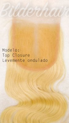 """LACE TOP CLOSURE ONDULADO"""