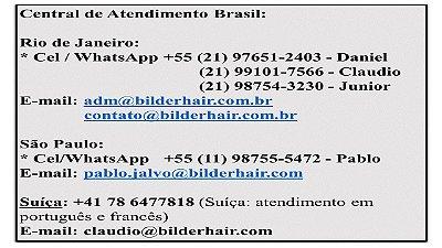 Contatos Rio de Janeiro e São Paulo