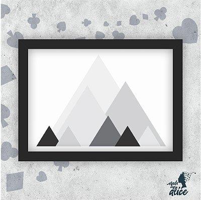 Quadro MOUNTAIN