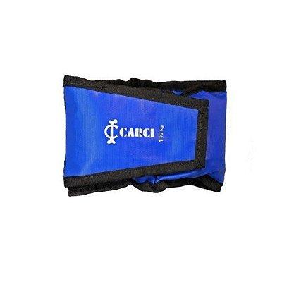 Tornozeleira Com Velcro 1.5 kg unidade -  CARCI