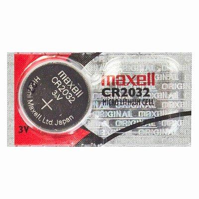 Bateria Maxcell CR 2032 Unidade