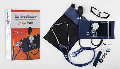 Kit Acadêmico Azul PA Med