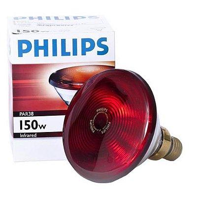 Lampada Infravermelho para Fisioterapia Potencia 150W 110V