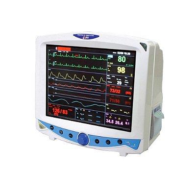 Monitor Cardíaco MX-600 Com PANI - Transmai