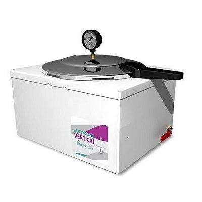 Autoclave Vertical 8 Litros Bivolt - Biotron