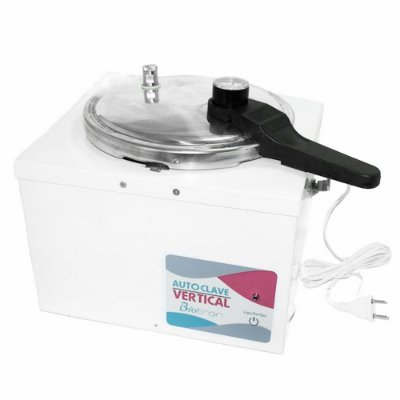 Autoclave Vertical Para Esterilização 5 Litros Biotron
