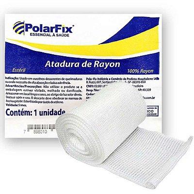 Atadura Rayon Estéril 7,5 X 5 cm POLARFIX