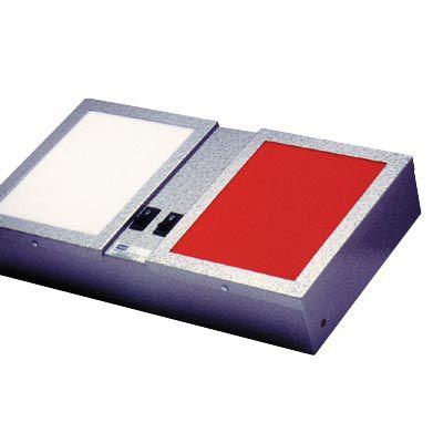 Lanterna Dupla Vermelha e Branca 110vts
