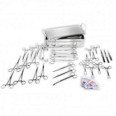 Kit Instrumental Cirúrgico Estudantil