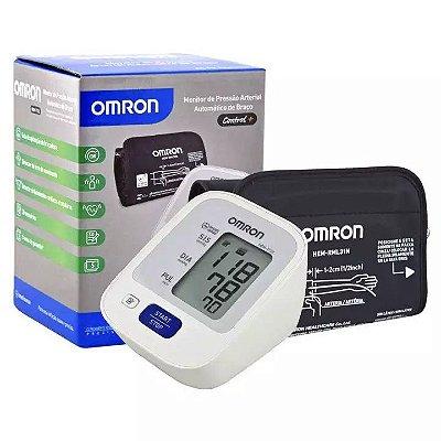 Monitor de Pressão Arterial de Braço Control+ HEM-7122