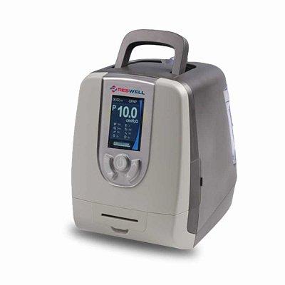 CPAP Automático com Umidificador Mod. RVC830A - RESWELL
