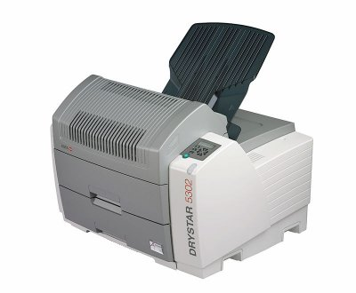 Impressora de filmes Dry - Drystar 5302 AGFA