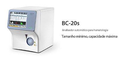 Analisador Hematológico BC 20S - Mindray