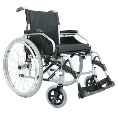 Cadeira de Rodas Série Europa - MUNIQUE - PRAXIS