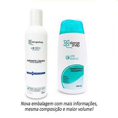 Sabonete Líquido Uso Diário - ALERGOSHOP