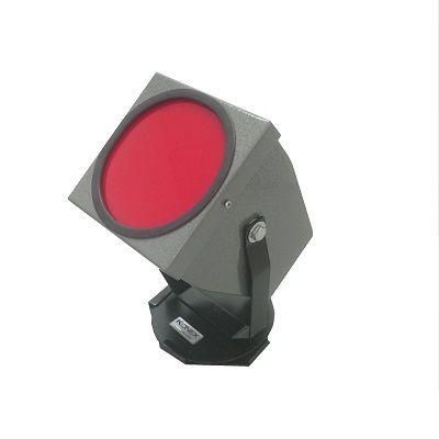 Lanterna Com Filtro Redondo Ajustável 110vts - KONEX