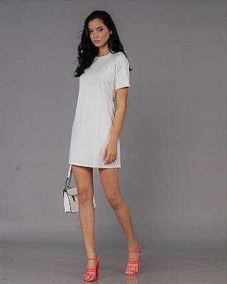 Vestido Moletinho Ragla Fernanda Off