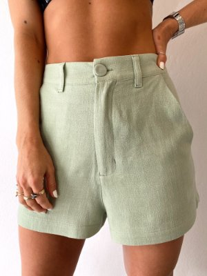 Shorts Guadalupe Pistache