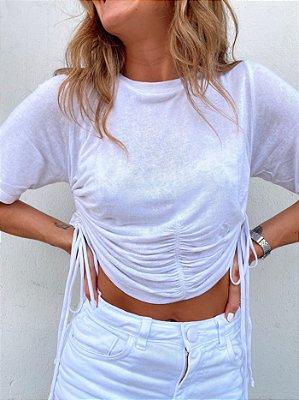Blusa Amalfi Branca