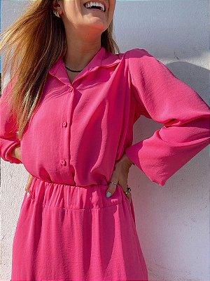 Camisa Afrodite Iogurte